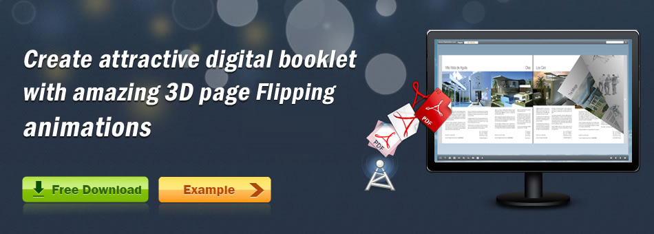 flash book maker convert pdf and different files to flashbook