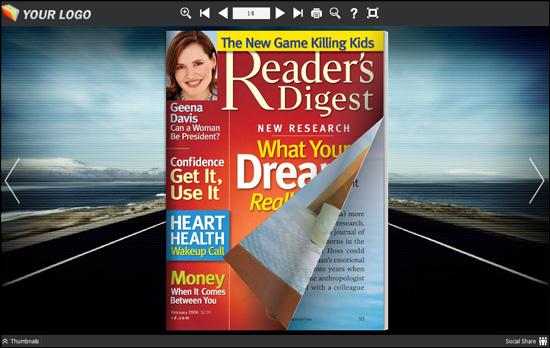 Windows 7 Page Flip PDF for iPad 1.0 full